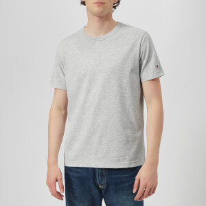 Champion Men's Crew Neck T-Shirt - Grey