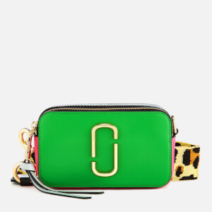 Marc Jacobs Women's Snapshot Cross Body Bag - Jade
