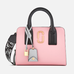 Marc Jacobs Women's Little Big Shot Tote Bag - Baby Pink