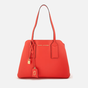 Marc Jacobs Women's The Editor Tote Bag - Poppy Red