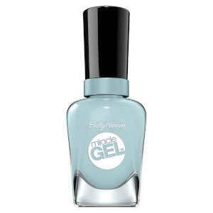 Sally Hansen Miracle Gel Beach Honeymoon Collection Nail Varnish - Ocean Drive 14.7ml
