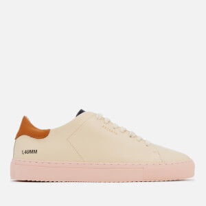 Axel Arigato Women's Clean 90 Leather Trainers - Beige