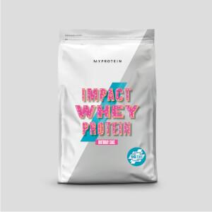 Impact Whey Protein - Smak Tortu Urodzinowego