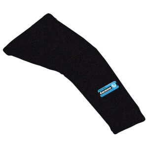 Lusso Repel Knee Warmers - Black