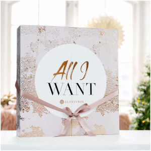 GLOSSYBOX 'All I Want' Advent Calendar 2018