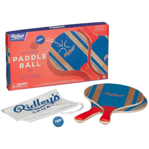 Ridley's Paddle Ball