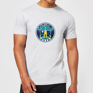 T-Shirt Homme Star Raiders Atari - Gris