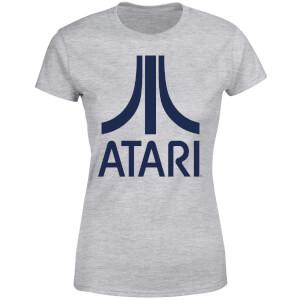 Atari Logo Women's T-Shirt - Grey
