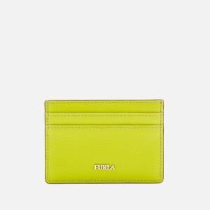 Furla Women's Babylon Small Credit Card Case - Green