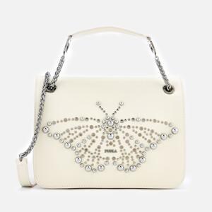 Furla Women's Deliziosa Small Shoulder Bag - White