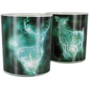 Harry Potter Patronus Drinking Glasses