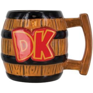 Donkey Kong Fass Tasse