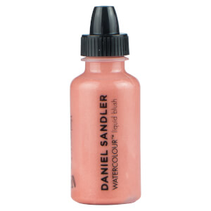 Daniel Sandler Watercolour Fluid Blusher 15 ml (Ulike fargetoner)