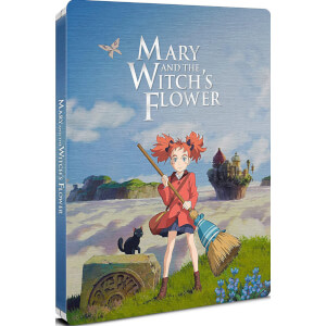 Mary and the Witch's Flower - Limited Edition Steelbook