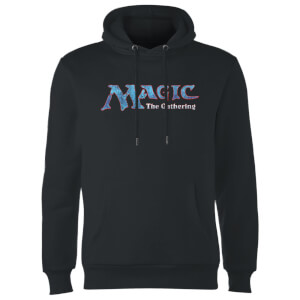 Sudadera Magic The Gathering Logo Vintage 93 - Hombre - Negro