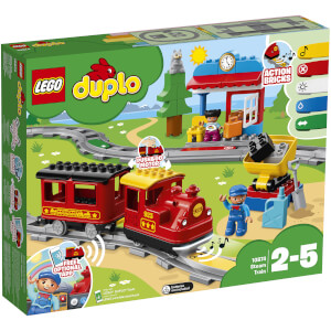LEGO® DUPLO®: Tren de vapor (10874)