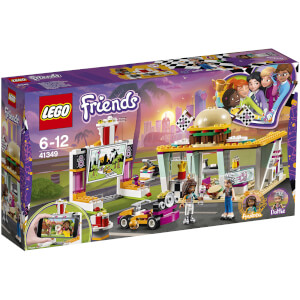 LEGO Friends: Burgerladen (41349)