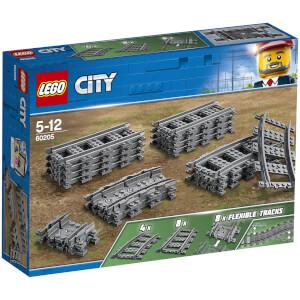 LEGO City Trains: Schienen (60205)