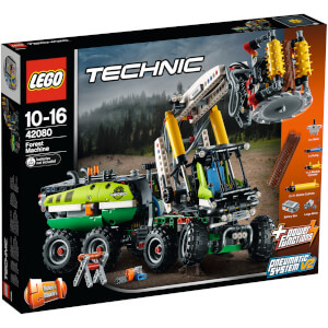LEGO Technic with Power Functions: Harvester-Forstmaschine (42080)