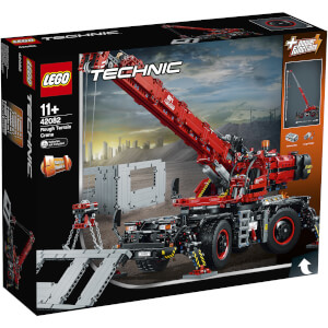 LEGO Technic with Power Functions: Geländegängiger Kranwagen (42082)