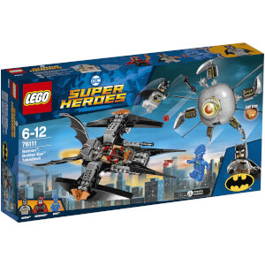 LEGO Super Heroes Batman: Brother Eye Takedown (76111)