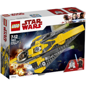 LEGO Star Wars: Anakin's Jedi Starfighter (75214)