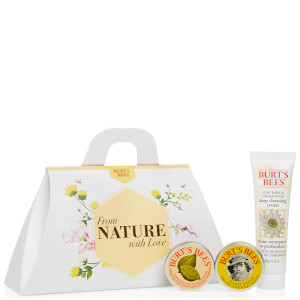 Burt's Bees From Nature with Love Set (Free Gift) (Worth £7.00)