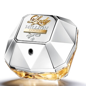 Eau de Parfum Lady Million Lucky Paco Rabanne 80 ml