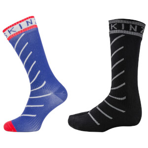 Sealskinz Super Thin Pro Mid Socks with Hydrostop