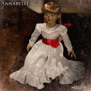 Poupée Annabelle Mezco - Réplique du Film