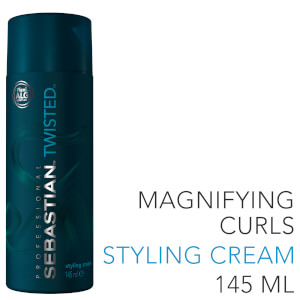 Sebastian Professional Twisted Curl Magnifier Cream 145ml