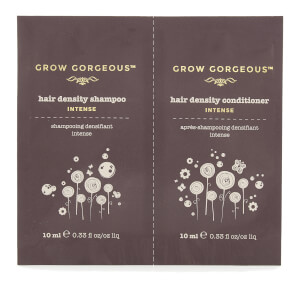 Grow Gorgeous Density Shampoo & Conditioner Set