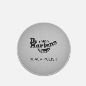 Dr. Martens Black Shoe Polish - Black