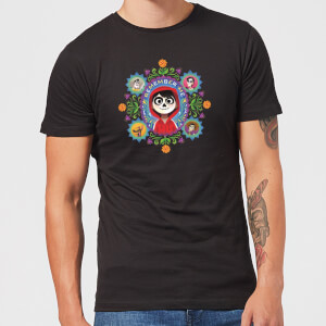 Disney Coco Remember Me T-shirt - Zwart