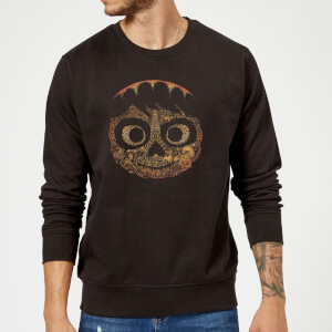 Coco Miguel Face Sweatshirt - Black