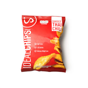 IdealChips Sweet Thai Chili 2 Boxes