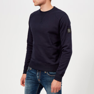 Belstaff Men's Jefferson Sweatshirt - Navy