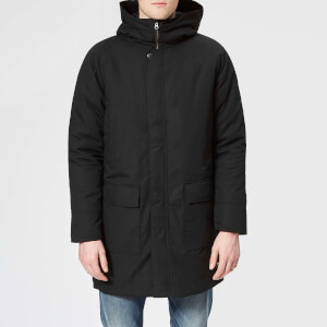 Edwin Men's Fishtail Parka Jacket - Black