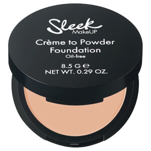 Sleek MakeUP Creme to Powder fondotinta 8,5 g (varie tonalità)