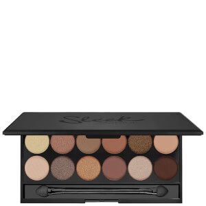 Sleek MakeUP I-Divine Palette paleta cieni do powiek – A New Day 13,2 g