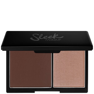 Kit Face Contour Sleek MakeUP - Medium 13 g