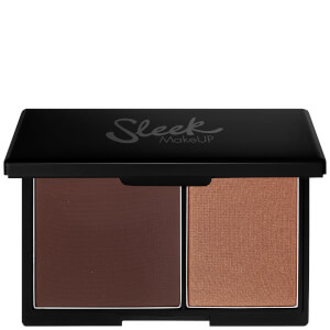 Kit contorno de cara de Sleek MakeUP - Dark 13 g