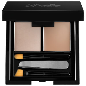 Sleek MakeUP Brow Kit -kulmasetti, Light 3,8g