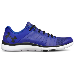 Under Armour Men's Strive 7 NM Training Shoes - Blue