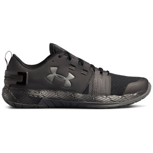 Under Armour Men's Commit X NM Training Shoes - Black
