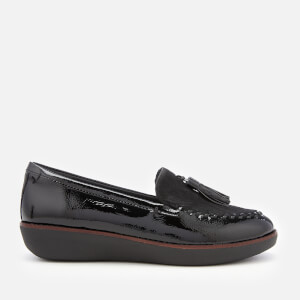 FitFlop Women's Paige Moccasin Loafers - Black