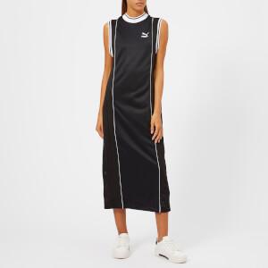 Puma Women's Retro Dress - Puma Black