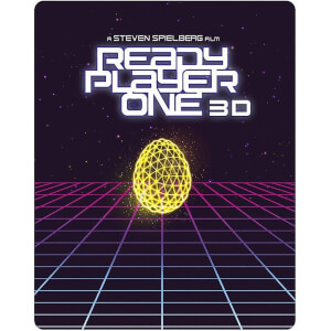 Ready Player One 3D (Einschließlich 2D Version) - Limited Edition Steelbook