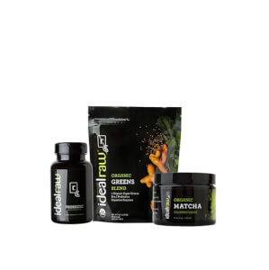 Go Healthy Super Energy Bundle