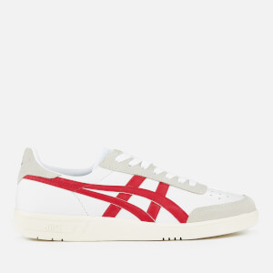 Asics Lifestyle Gel-Vickka Trainers - White/Classic Red